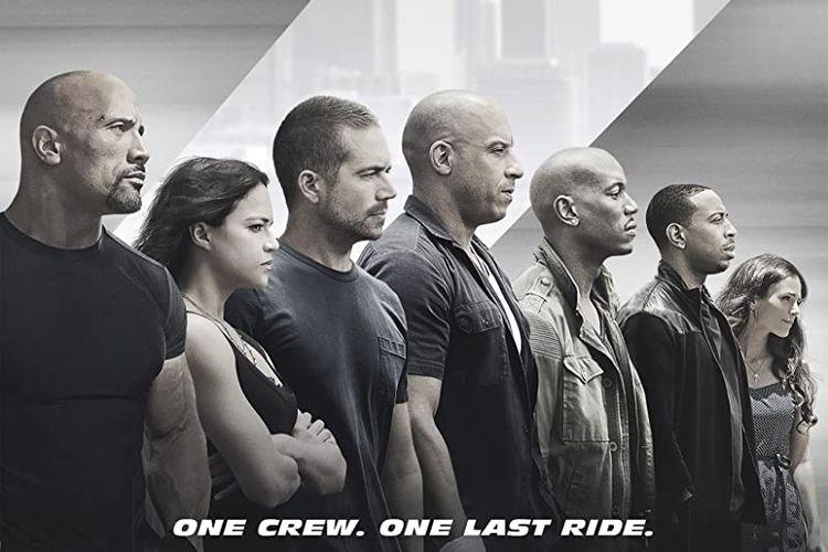 Watching Fast & Furious7